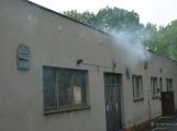 V Dobříši se připravovaly jednotky IZS na únik čpavku ve strojovně zimního stadionu (18)