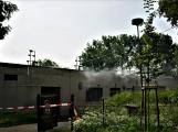 V Dobříši se připravovaly jednotky IZS na únik čpavku ve strojovně zimního stadionu (5)