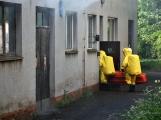 V Dobříši se připravovaly jednotky IZS na únik čpavku ve strojovně zimního stadionu (7)