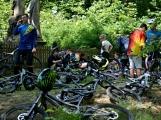 Lovci adrenalinových zážitků zaplnili v sobotu Příbram (74)