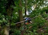 Lovci adrenalinových zážitků zaplnili v sobotu Příbram (19)