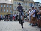 Lovci adrenalinových zážitků zaplnili v sobotu Příbram (39)