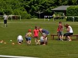 Bohatý nedělní program ve sportovně rekreačním areálu si děti řádně užily (16)