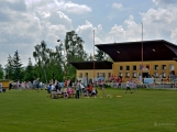 Bohatý nedělní program ve sportovně rekreačním areálu si děti řádně užily (19)