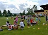 Bohatý nedělní program ve sportovně rekreačním areálu si děti řádně užily (20)