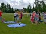 Bohatý nedělní program ve sportovně rekreačním areálu si děti řádně užily (22)