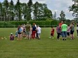 Bohatý nedělní program ve sportovně rekreačním areálu si děti řádně užily (24)