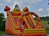 Bohatý nedělní program ve sportovně rekreačním areálu si děti řádně užily (25)