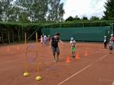 Bohatý nedělní program ve sportovně rekreačním areálu si děti řádně užily (14)