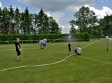 Bohatý nedělní program ve sportovně rekreačním areálu si děti řádně užily (1)