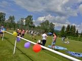 Bohatý nedělní program ve sportovně rekreačním areálu si děti řádně užily (9)