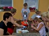Bohatý nedělní program ve sportovně rekreačním areálu si děti řádně užily (10)