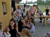 Bohatý nedělní program ve sportovně rekreačním areálu si děti řádně užily (13)