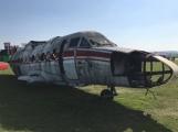 Cvičení: Záchranné složky vyprošťují v Dlouhé Lhotě zraněné z havarovaného letadla (2)