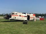 Cvičení: Záchranné složky vyprošťují v Dlouhé Lhotě zraněné z havarovaného letadla (7)