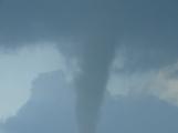 FOTO DNE: Řádilo nad Brdy minitornádo nebo se jedná o výjimečný vzdušný vír? (9)