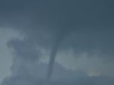 FOTO DNE: Řádilo nad Brdy minitornádo nebo se jedná o výjimečný vzdušný vír? (14)