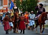 Rožmitál pod Třemšínem oslaví 560 let od korunovace královny Johanky (12)