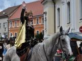 Rožmitál pod Třemšínem oslaví 560 let od korunovace královny Johanky (9)