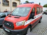 Hasiči z Rožmitálu pod Třemšínem převzali nové vozidlo (13)