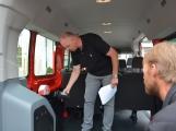 Hasiči z Rožmitálu pod Třemšínem převzali nové vozidlo (19)