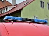 Hasiči z Rožmitálu pod Třemšínem převzali nové vozidlo (1)