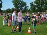 Policiáda v Dobříši prověřila dovednosti a znalosti dětí z 1. až 3. ročníků základních škol (21)