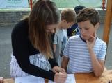 Policiáda v Dobříši prověřila dovednosti a znalosti dětí z 1. až 3. ročníků základních škol (25)