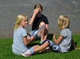 Policiáda v Dobříši prověřila dovednosti a znalosti dětí z 1. až 3. ročníků základních škol (7)