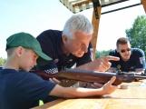 Policiáda v Dobříši prověřila dovednosti a znalosti dětí z 1. až 3. ročníků základních škol (9)