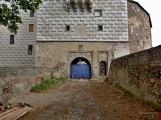 Zámek v Rožmitále pod Třemšínem výrazně prokoukl (66)