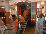 V Příbrami vyhodnotili 15. ročník výtvarné soutěže s hasičskou tématikou (31)