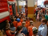 V Příbrami vyhodnotili 15. ročník výtvarné soutěže s hasičskou tématikou (33)