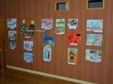 V Příbrami vyhodnotili 15. ročník výtvarné soutěže s hasičskou tématikou (6)