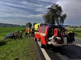 Aktuálně: Hromadná dopravní nehoda zastavila provoz na Strakonické. Z místa je hlášen větší počet zraněných (15)