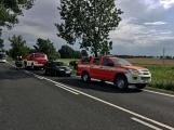 Aktuálně: Hromadná dopravní nehoda zastavila provoz na Strakonické. Z místa je hlášen větší počet zraněných (18)