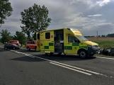 Aktuálně: Hromadná dopravní nehoda zastavila provoz na Strakonické. Z místa je hlášen větší počet zraněných (19)