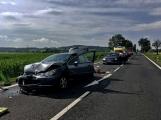Aktuálně: Hromadná dopravní nehoda zastavila provoz na Strakonické. Z místa je hlášen větší počet zraněných (11)