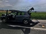 Aktuálně: Hromadná dopravní nehoda zastavila provoz na Strakonické. Z místa je hlášen větší počet zraněných (10)