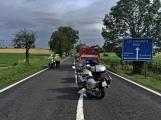 Aktuálně: Hromadná dopravní nehoda zastavila provoz na Strakonické. Z místa je hlášen větší počet zraněných (3)