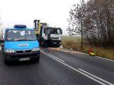 Hromadná nehoda uzavřela silnici u Chraštic (2)