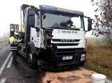 Hromadná nehoda uzavřela silnici u Chraštic (6)