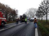 Hromadná nehoda uzavřela silnici u Chraštic (7)