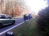 U Obor se srazily dva vozy (1)