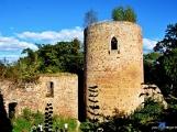 Zajímavá místa v Chráněné krajinné oblasti Brdy: zřícenina hradu Valdek (6)
