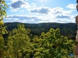 Zajímavá místa v Chráněné krajinné oblasti Brdy: zřícenina hradu Valdek (5)