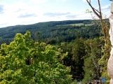 Zajímavá místa v Chráněné krajinné oblasti Brdy: zřícenina hradu Valdek (4)