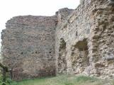 Duch krutého rytíře Hunce obývá okolí zříceniny dodnes (17)