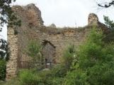 Duch krutého rytíře Hunce obývá okolí zříceniny dodnes (9)
