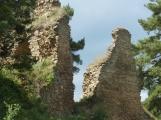 Duch krutého rytíře Hunce obývá okolí zříceniny dodnes (11)